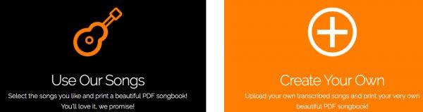 Songbook Select | My Guitar Songs